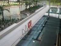 Plage et bassin piscine